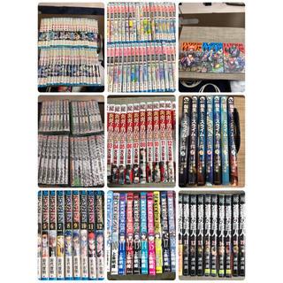 漫画 全巻セット まとめ売り 同梱値引 送料無料(全巻セット)