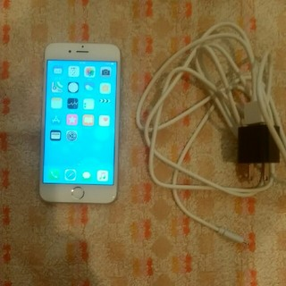 Apple - iPhone6S  シルバー   直ぐに購入可