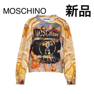 モスキーノ(MOSCHINO)の【renさま ご専用】MOSCHINO モスキーノ スウェット トレーナー (トレーナー/スウェット)
