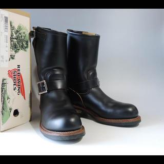 レッドウィング(REDWING)のレッドウィング9268エンジニア7D茶芯2966クローンダイクPT91 2268(ブーツ)