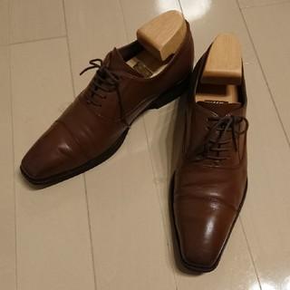 オリヒカ(ORIHICA)のビジネスシューズ 革靴 オリヒカ ブラウン(ドレス/ビジネス)