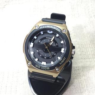 カシオ(CASIO)の【海外モデル 入手困難】カシオ 腕時計 CASIO MWC100H アナログ(腕時計(アナログ))