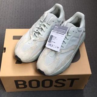 """アディダス(adidas)のADIDAS YEEZY BOOST 700 """"SALT(イージーブースト)(スニーカー)"""