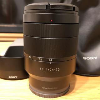 SONY - 【美品】FE 24-70mm F4 ZA OSS SEL2470