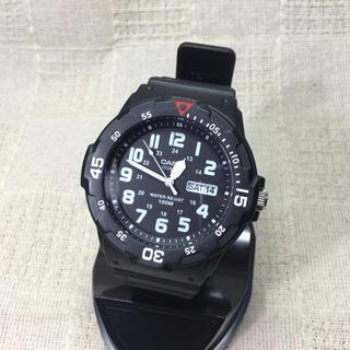 カシオ(CASIO)の【海外ダイバーモデル】CASIO 腕時計 ダイバーモデル MRW200H(腕時計(アナログ))