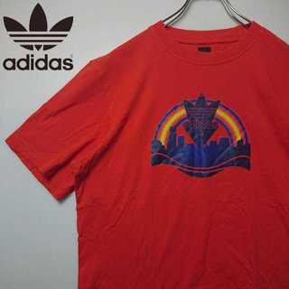 アディダス(adidas)のアディダス 90s デカプリント Tシャツ トレフォイル N148(Tシャツ/カットソー(半袖/袖なし))