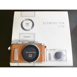 OLYMPUS - OLYMPUS ミラーレス PEN E-PL-8