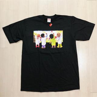 シュプリーム(Supreme)の送料込 新品 シュプリーム WEEK1 キッズ Tシャツ ブラック(Tシャツ/カットソー(半袖/袖なし))