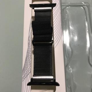 アップルウォッチ(Apple Watch)のApple Watch 42mm S 4 バンド ステンレス マグネット締め金(腕時計(デジタル))