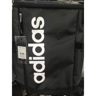 アディダス(adidas)の大容量 31L アディダス リュック  ブラックxホワイト(バッグパック/リュック)