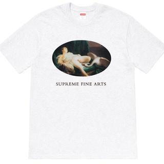 シュプリーム(Supreme)のsupreme Leda and the Swan T 白M(Tシャツ/カットソー(半袖/袖なし))