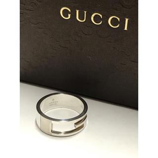 グッチ(Gucci)のGUCCI  シルバーリング❤︎(リング(指輪))