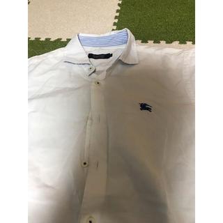 バーバリーブラックレーベル(BURBERRY BLACK LABEL)のバーバリーブラックレーベル 白シャツ(シャツ)