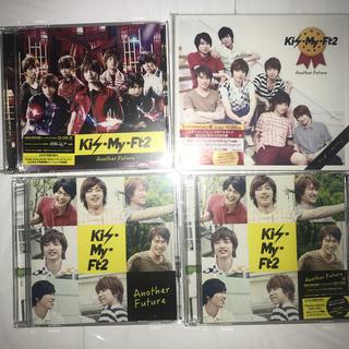 キスマイフットツー(Kis-My-Ft2)のKis-My-Ft2 Another Future(アイドルグッズ)