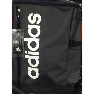 アディダス(adidas)の大容量31L  アディダス リュック ネイビーxホワイト(バッグパック/リュック)