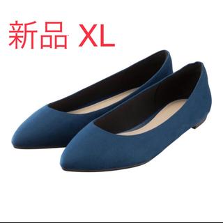 ジーユー(GU)の新品 GU XL マシュマロ パンプス(ハイヒール/パンプス)