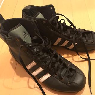 アディダス(adidas)のアディダス ボクシングシューズ 27.0(ボクシング)