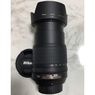 Nikon - NiKON AF-S DX 18〜105 MM 3.5〜5.6G ED VR