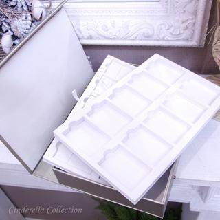 ジュエリーケース★「愛でる私のコレクションボックス」★マルチ金(その他)