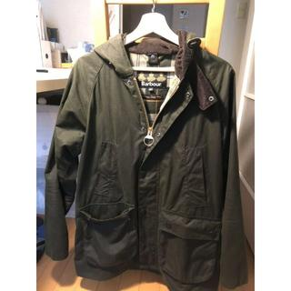Barbour バブアー SL BEDALE HOODED WAX 38サイズ