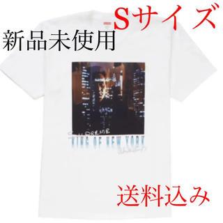 シュプリーム(Supreme)のsupreme King Of New York Tee サイズ S ホワイト(Tシャツ/カットソー(半袖/袖なし))