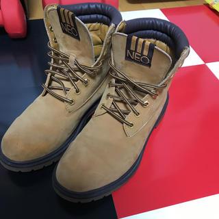 アディダス(adidas)のアディダス ネオ ブーツ 24.5センチ(ブーツ)