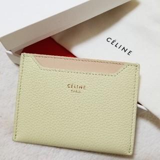 セリーヌ(celine)のCELINE  パスケース カードケース(名刺入れ/定期入れ)