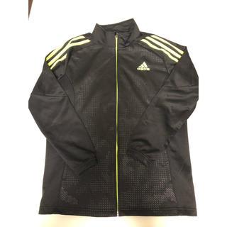 アディダス(adidas)のアディダスジュニアジャージ(上着のみ)(ジャケット/上着)