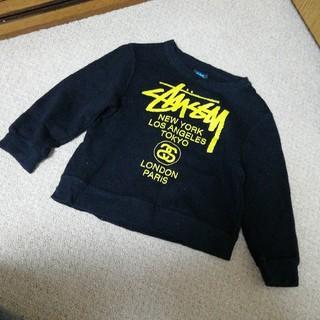 ステューシー(STUSSY)のSTUSSY キッズ トレーナー(Tシャツ/カットソー)