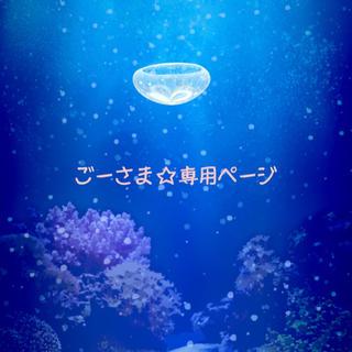ごーさま ☆ 専用ページ(アート/エンタメ/ホビー)