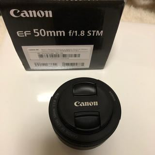Canon - EF50mm F1.8 STM canon 単焦点レンズ