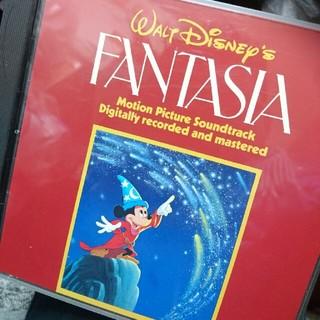 ディズニー(Disney)のCD ディズニー FANTASIA サウンドトラック 2枚組 送料込み(アニメ)