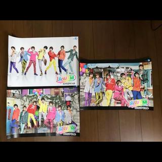 キスマイフットツー(Kis-My-Ft2)のKis-My-Ft2  I SCREAM  ポスター 3枚セット(アイドルグッズ)