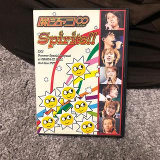 カンジャニエイト(関ジャニ∞)の関ジャニ∞ Spirits!!(アイドルグッズ)
