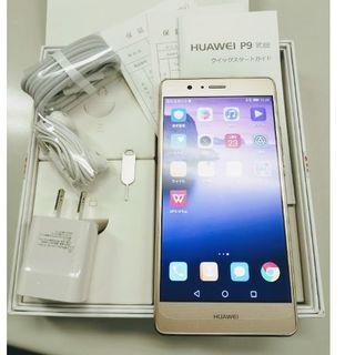 HUAWEI P9lite(16GB)ゴールド