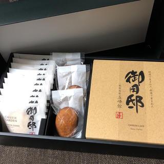 CHEESE GARDEN チーズケーキと焼き菓子セット(菓子/デザート)
