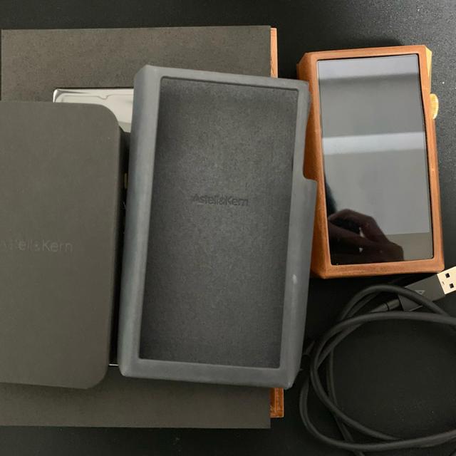 iriver(アイリバー)のA&Ultima SP1000M GOLD EDITION スマホ/家電/カメラのオーディオ機器(ポータブルプレーヤー)の商品写真