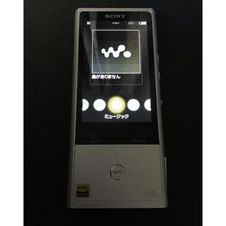 ソニー(SONY)のソニー ウォークマン ZXシリーズ NW-ZX100 128GB ハイレゾ対応(ポータブルプレーヤー)