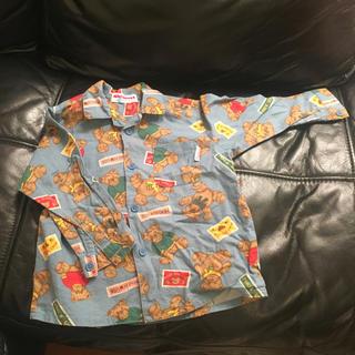 ミキハウス(mikihouse)のミキハウス 長袖シャツ 90cm(Tシャツ/カットソー)
