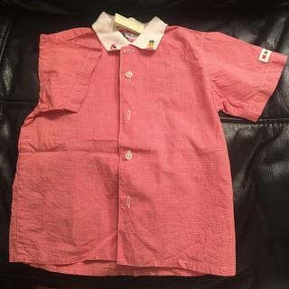 ミキハウス(mikihouse)のミキハウス 半袖シャツ 90cm(Tシャツ/カットソー)