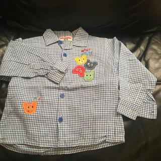 ミキハウス(mikihouse)のミキハウス 長袖シャツ 100cm(Tシャツ/カットソー)