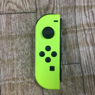 ニンテンドースイッチ(Nintendo Switch)の任天堂スイッチ ジョイコン左 ストラップ付き(その他)