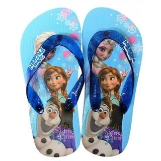 ディズニー(Disney)のアナ雪ビーチサンダル 新品 20cm(サンダル)