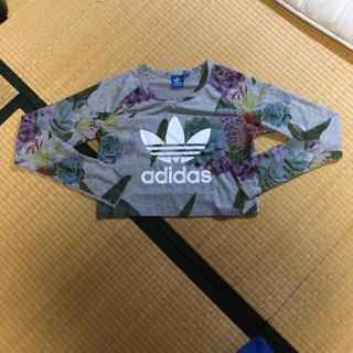 アディダス(adidas)のアディダスオリジナルス ロンT新品(Tシャツ(長袖/七分))