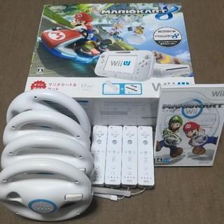 WiiUマリオカート8豪華セット!(家庭用ゲーム本体)