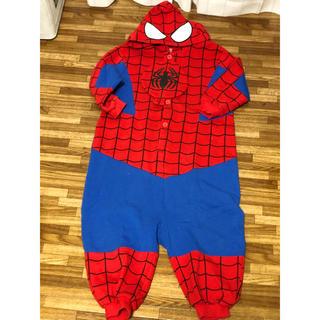 マーベル(MARVEL)のスパイダーマン 着ぐるみパジャマ(パジャマ)