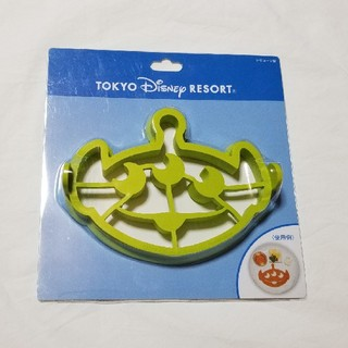 ディズニー(Disney)のディズニー リトルグリーンメン シリコン型(キャラクターグッズ)