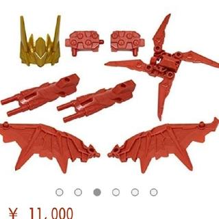 タカラトミー(Takara Tomy)の紅武器セット(キャラクターグッズ)