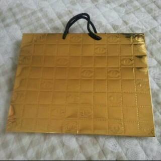 シャネル(CHANEL)のシャネル紙袋 レア物(エコバッグ)