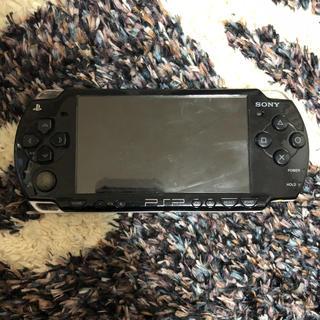 プレイステーションポータブル(PlayStation Portable)のPSP  2000 本体(携帯用ゲーム本体)